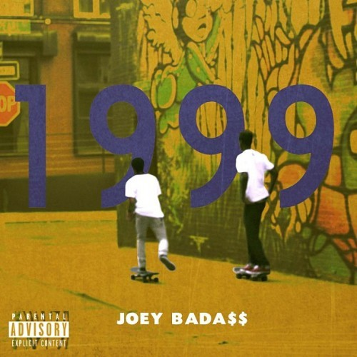 1999 - Joey Bada$$  Impressive hip-hop mixtape of original songs featuring fresh talent, a fresh 17 year old rapper by the name of Joey Bada$$. Very much a classic New York hip-hop feel to it. Embedded below is a video for one of the tracks, 'Hardknock', featuring CJ Fly:  You can get hold of a download here Also, Joey Bada$$ is part of a collective called The Progressive Era, who have a Tumblr blog here