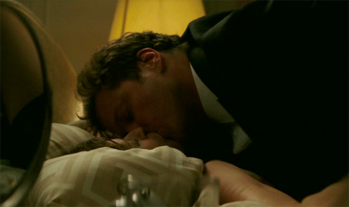 Colin Firth snogging from various movies p.2