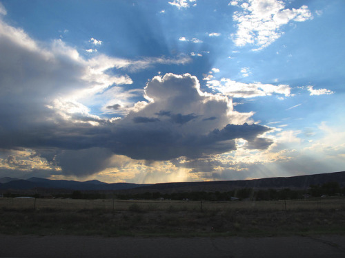 newmexicosky:  New Mexico Sky by ThatsJustBrilliant on Flickr.