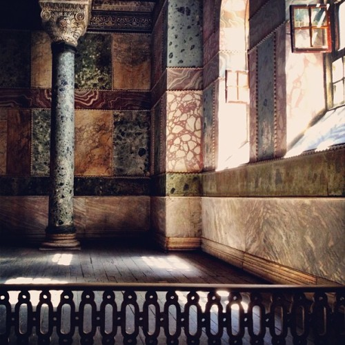 Taken with Instagram at Hagia Sophia 557AD