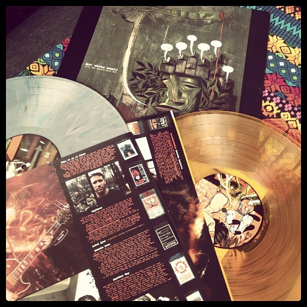 Love record trades! (Taken with Instagram)