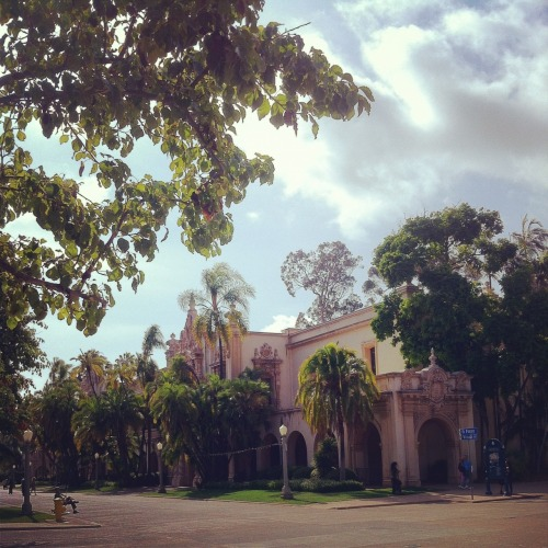 Balboa Park - San Diego, California - iPhone 4, Instagram - Copyright Tiffany Detweiler
