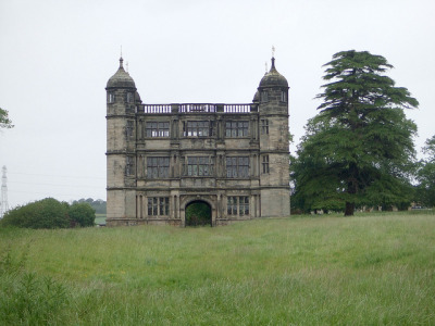 Tixall Gatehouse by Aidan McRae Thomson on Flickr.