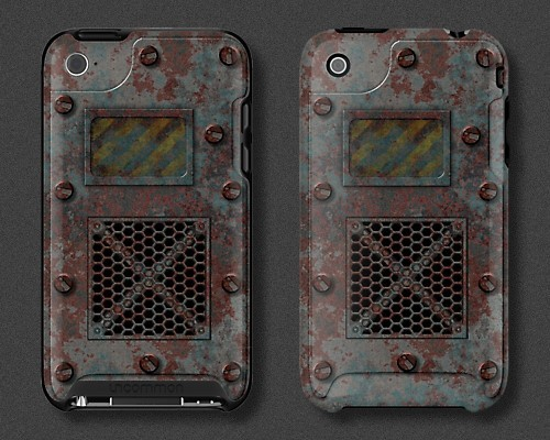 fuel-station:  iPhone Case Rust 2, now with better cooling ;-)