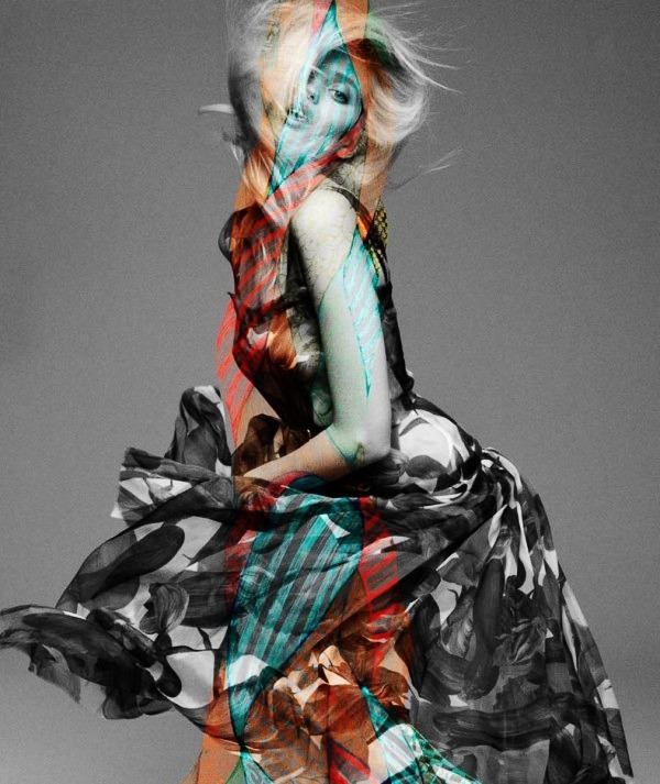 """Pop"" Abbey Lee Kershaw by Greg Kadel for Numero Magazine, May 2012… No.4"