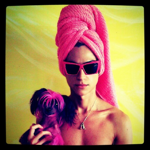 phillipeblond:  Show me your Pink ..I'll show u mine ;) (Taken with Instagram)