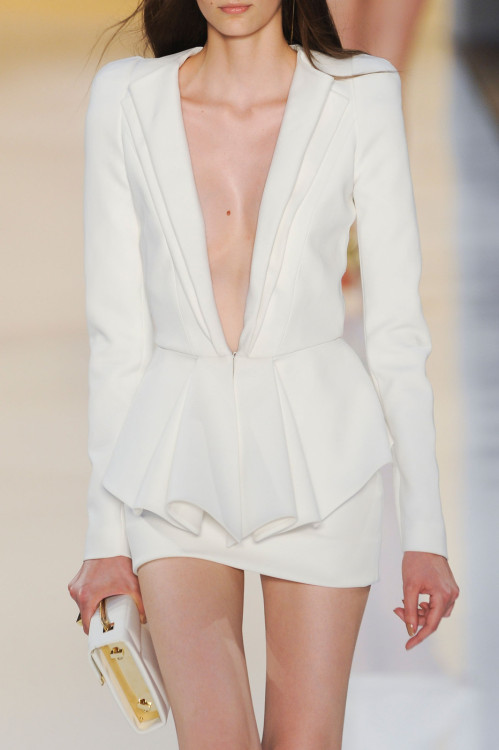 gizalagarce:  Alexandre Vauthier FW 12 Couture Paris Fashion Week