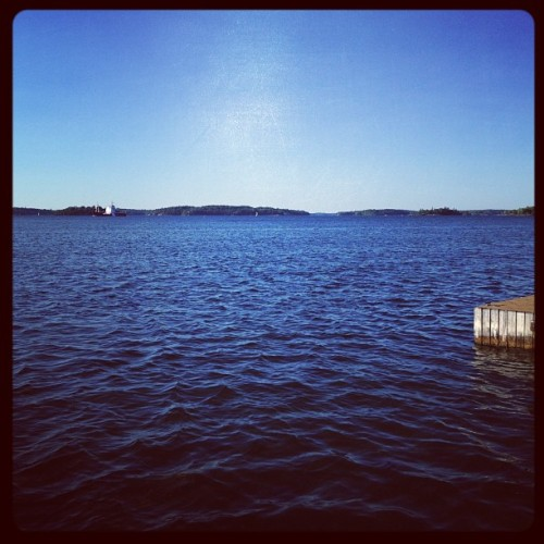 The River. #Clayton #ThousandIslands #1000Islands (Taken with Instagram)