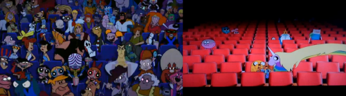 laughingstation:  Cartoon Network: Then -> Now This is so depressing.