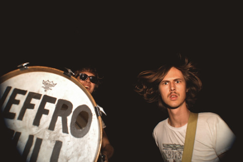 Interview with Jake Orral of JEFF the Brotherhood I interviewed Jake over the phone from Nashville. We talked about touring and scenes. It's in the Block's issue on gay marriage right after a piece by Margaret Cho. Weird. I was supposed to ask him about gay marriage, but I didn't because that made no sense.