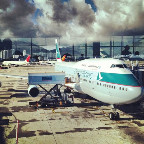 En route to Manila #philippines  (Taken with Instagram)