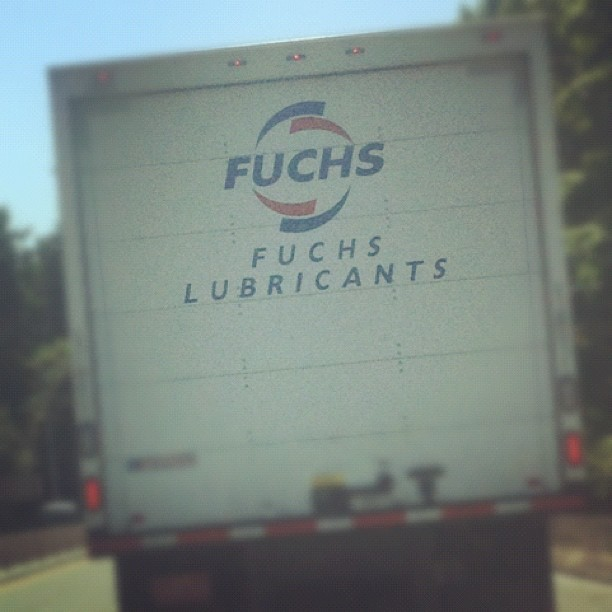 This is a real truck. #forreal (Taken with Instagram)