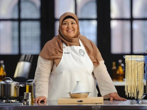 Amina from Masterchef Australia