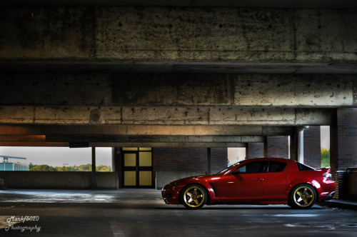 My Rx-8 :)  Beautiful shot.  #RotaryThursday. #RX8 #mazda