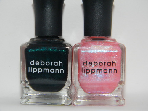 nastassiasnails:  1000 Follower Deborah Lippmann Nail Polish Giveaway I seriously don't understand how this happened. Regardless, I'm thankful. I appreciate every follow, like, and reblog. Along the way I have made amazing nail buddies from all over the world and I sincerely love and appreciate the nail art/addict community on Tumblr, Twitter, and Instagram. Family and friends I've had since kindergarten don't understand my addiction like you guys do. To show my gratitude I'm giving away polishes from my favorite manicurist and brand, Deborah Lippmann.  The Prize:  Deborah Lippmann Don't Tell Mama and Dream A Little Dream Of Me To Enter: You must be following me You must reblog the post ONCE Like the post for bonus entry Additional Info: There will be ONE winner Polishes are new and unopened (photo is of my personal polishes) The giveaway is open to the U.S. and Canada Giveaway closes July 29th Winner will be announced July 30th GiveawayBOTS aka people who have blogs dedicated to rebloging giveaways will be disqualified Winner will be chosen using Random.org Goodluck!