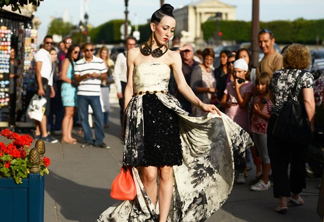 (via Spotted #Paris #HauteCouture #2012 – Honestly WTF)