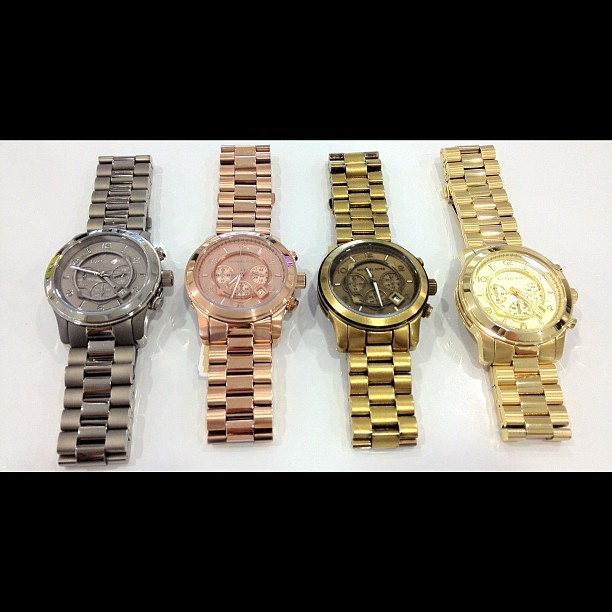 It's a #MichaelKors party!!! (Taken with Instagram)