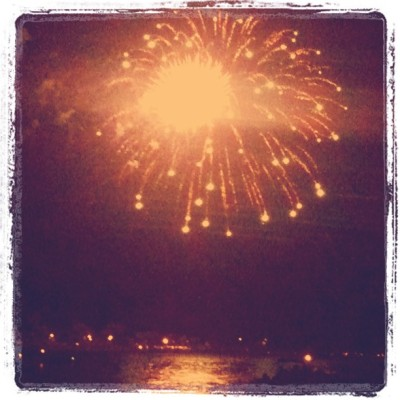 #fireworks  (Taken with Instagram)