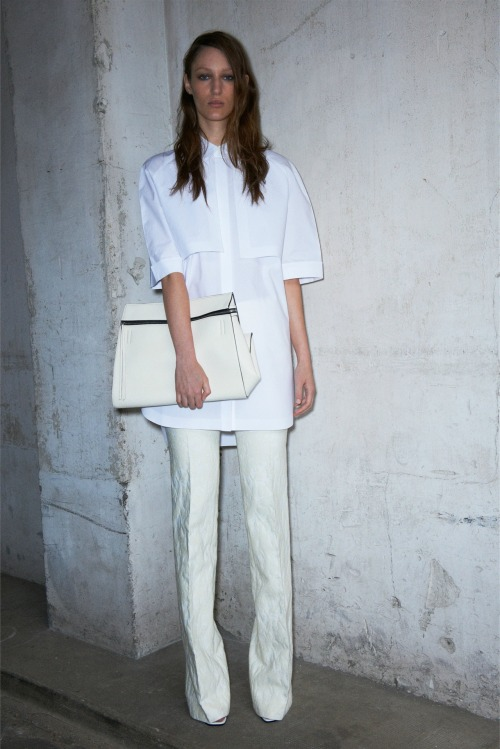 deauthier:  Lula Osterdahl for Céline Resort 2013.