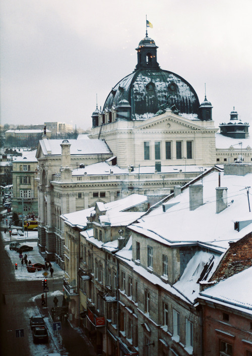 13neighbors:  Lviv (by 'Layka)