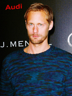 mythoughts68:  Alexander Skarsgård → 11/20