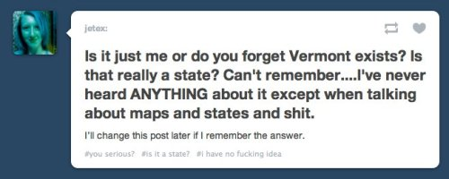 vermontproblems:  This is horrible like for reals.