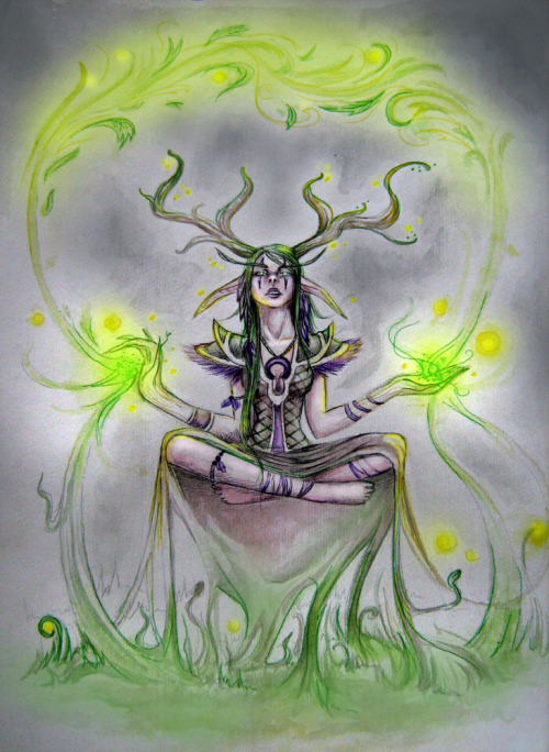 (via The druid by ~NightFlame666)