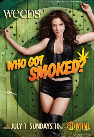 I am watching Weeds                                                  152 others are also watching                       Weeds on GetGlue.com
