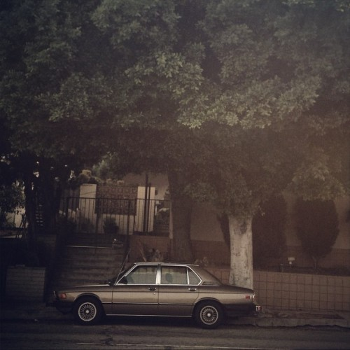 BMW 528i (Taken with Instagram)