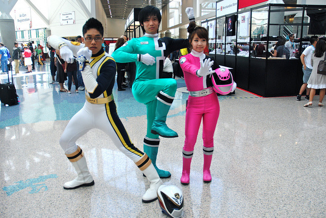 Anime Expo 2012 by jeriaska on Flickr.Anime Expo 2012