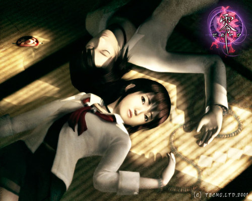 More Fatal Frame. Photos, once the cosplays are done, of these two will be posted here as well~!