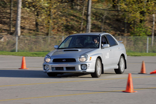 I miss autocross and should get back into it.