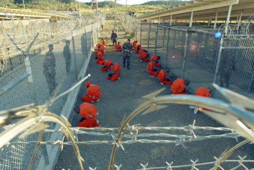 "thepeoplesrecord:  US to spend $40 million on Guantanamo renovationJuly 5, 2012 Despite promises to close Guantanamo Bay, Washington is now preparing to invest tens of millions into renovating the controversial facility's infrastructure. The Pentagon is planning to install a $40-million fiber optic cable at Guantanamo, and the base's commanders say such a long term investment in infrastructure makes sense only if the US intends to continue operating the base. ""It only makes sense to do if we're going to be here for any period of time,"" Navy Capt. Kirk Hibbert told the Miami Herald.  The goal of the project is to bring the infrastructure of the naval base up to par with other government agencies, said Army Lt. Col. Todd Breasseale, a spokesman for the Guantanamo military commissions. The base currently relies on a single satellite, which is prone to interference during bad weather, for its communications. An infrastructure project like this one may well suggest that the US military is preparing for long-term operations at Guantanamo. Breasseale, however, refuted these allegations, saying that the project is meant to serve the Guantanamo naval station and not the detention camp, which Washington still ""has plans"" to close. The project will require congressional approval and has been included into the fiscal 2013 budget, but the survey ship USNS Zeus is expected to arrive at the naval base in upcoming weeks. Cuban authorities have been notified about the project, but they apparently do not have any say on it. The US maintains that it is a lawful tenant of the base under a 1934 treaty that makes the lease permanent unless both governments agree to break it or if the US abandons the base property. The US' approach to the law in this situation should raise eyebrows, American lawyer Eric Montalvo told RT. ""If you look at the lease or you look at the terms of how the negotiation occurred, Cuba has requested that the US leave on a number of occasions,"" he said. ""And if you look at the terms of the agreement, they do not conform to real estate law because there is this rule against perpetuities. You just can't have something that goes on forever in a lease, there has to be a defined beginning and a defined end.""  The US sends an annual rent check for $4,085 to Havana. But Cuban leader Fidel Castro said in 2007 that Cuba never cashed a single check except for one occasion in 1959 when it was done due to ""confusion."" Castro said that Cuba refused to cash the checks to protest the US occupation of the illegally usurped land, which he said was used for ""dirty work."" When President Obama was first running for office, he pledged in very strong terms to shut down Guantanamo. But not only did he not shut it down, the US is now renovating the facility. In 2009, Obama signed an executive order to close Guantanamo. But a decision on the specifics of such a plan was postponed, and in 2011, he issued an executive order permitting the indefinite detention of Guantanamo detainees. With indefinite detentions and documented use of torture, Guantanamo has put a black mark on America's already spotty human rights record. Within the last decade of the War on Terror, about 800 people have passed through the camp. The majority of them had nothing to do with 9/11, according to the facility's former chief prosecutor. At the moment the prison houses 169 detainees, about half of whom were cleared for release but have few prospects of obtaining freedom due to a ban on transfers from Guantanamo. As for the rest of the captives, some of them have a shot at a military hearing, but most of them do not have even that chance because the government says they cannot be tried for one reason or another, while the US Supreme Court keeps refusing to take up Guantanamo detainees' petitions. Source"