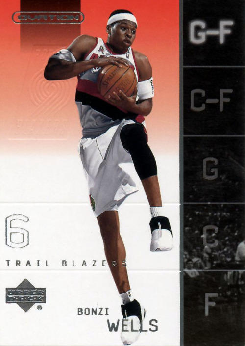 kicksoncards:  Bonzi Wells - Nike Air Pippen 5