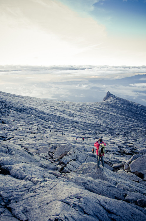 amariusque-admare:  Mt Kinabalu Summit (by Yves ANDRE)