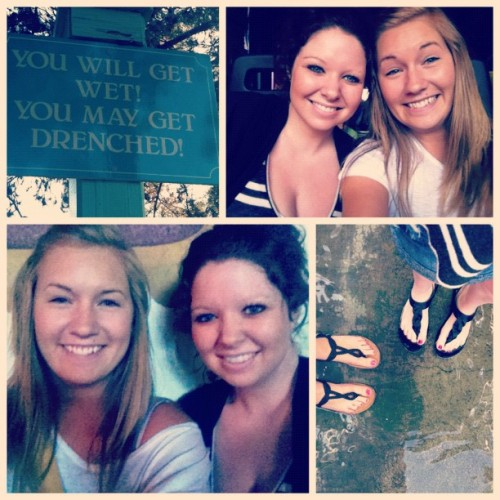 Fun day with my best friend at Knotts Berry Farm!  (Taken with Instagram)