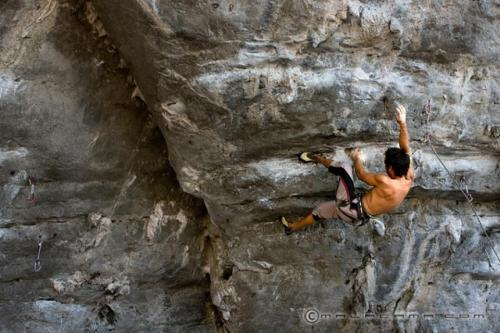 Climber: Buddy Advincula Location: Krabi, Thailand