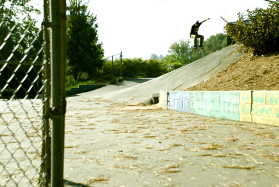 mitch, ollie into bank