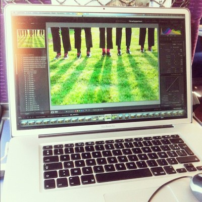 #wedding #lightroom #tgv (Pris avec Instagram)