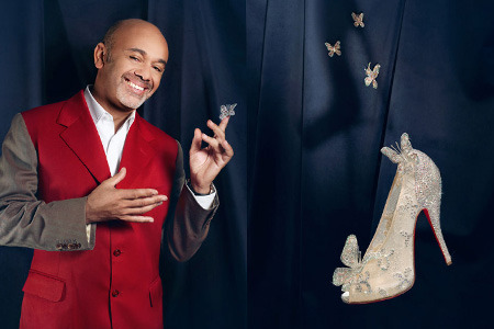 Cinderella, The Red Soles Princess? Christian Louboutin entered once more the Disney universe presenting its new Cinderella pumps which carry a very fairy and dreamy aspect.