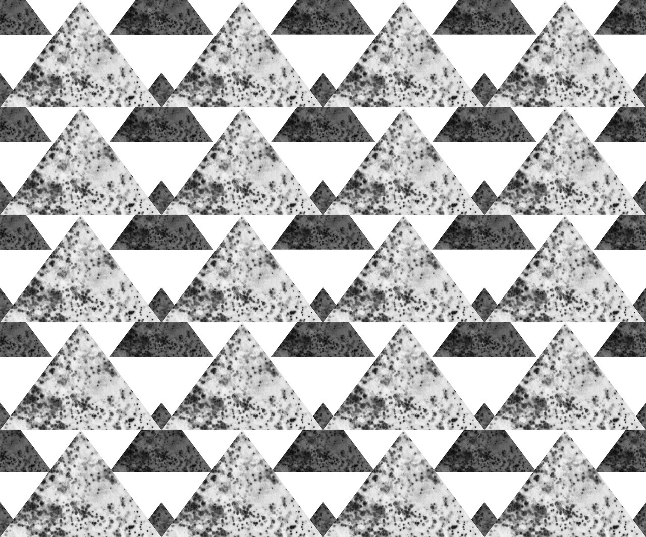 Day 118- Granite Triangles