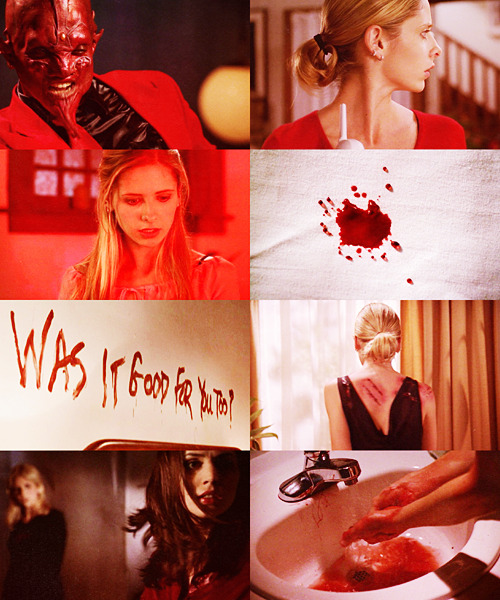 Buffy the Vampire Slayer | red | anon