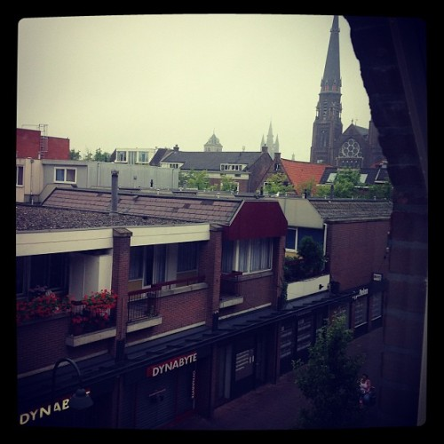 View of the Day: Delft (Taken with Instagram)