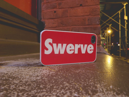 brilliamclothing:  Swerve Cases Available Now !