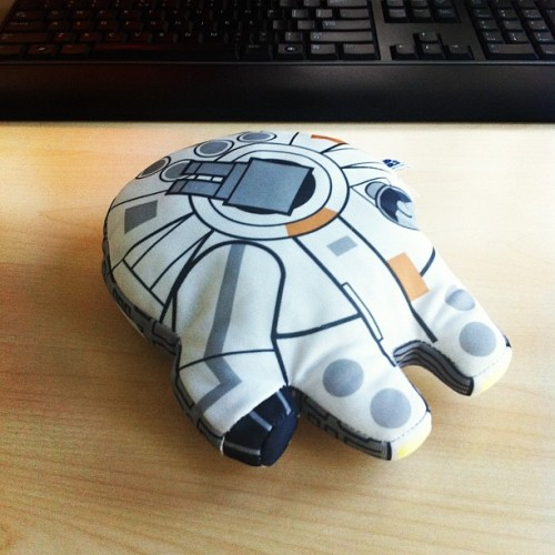 Star Wars plüssjármű (Taken with Instagram)