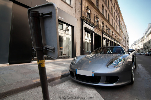 carpr0n:  Awe Starring: Porsche Carrera GT (by U-Jack)
