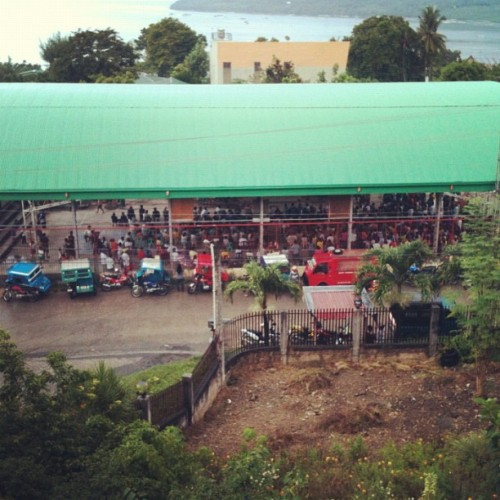 Barangay Meeting #bohol #bool #boholinstagram  (Taken with Instagram at Bool District)
