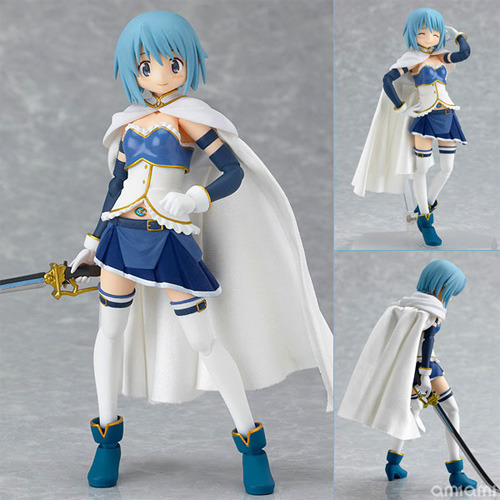 I need this figma more than I need breathing. Just thought I'd put up one last thought before I go back to bed. I'm not even sorry for all this Puella Magi spam. =u= But yeah…