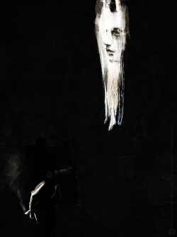 jarekkubicki:  2012.706 © Jarek Kubicki '2012 digital (speed) painting, acrylics