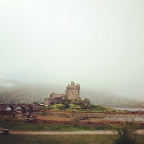 Taken with Instagram at Eilean Donan Castle